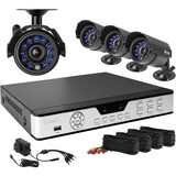 Zmodo Video Surveillance System PKD-DK4216-500GB