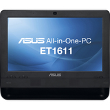 Asus ET1611PUT-B008E All-in-One Computer - Intel Atom 1.80 GHz - Desktop - Black ET1611PUT-B008E