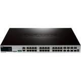 D-Link xStack DGS-3420-28PC Layer 3 Switch DGS-3420-28PC