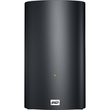 Western Digital My Book Live Duo WDBVHT0040JCH Network Storage Server - WDBVHT0040JCHNESN