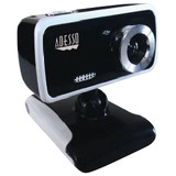 Adesso CyberTrack V1 Webcam - 0.3 Megapixel - USB 2.0 CYBERTRACKV1