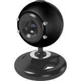 Adesso CyberTrack Q1 Webcam - 1.3 Megapixel - USB 2.0 CYBERTRACKQ1
