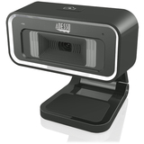 Adesso CyberTrack H1 Webcam - 1.3 Megapixel - USB 2.0 CYBERTRACKH1