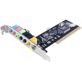 Vantec UGT-S100 7.1 Channel PCI Sound Board UGT-S100