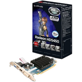 Sapphire, Inc 100291-256MB Radeon HD 5450 Graphic Card
