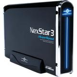 Vantec NexStar SuperSpeed NST-380S3-BK Drive Enclosure - External - Black NST-380S3-BK