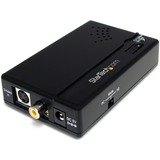 StarTech.com Composite and S-Video to HDMI Converter with Audio VID2HDCON