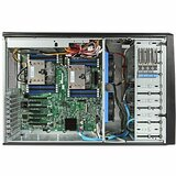 Intel Server System P4308IP4LHJC Barebone System - 4U Pedestal - Socket R LGA-2011 - 2 x Processor Support