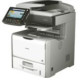 Ricoh Aficio SP 5200S Laser Multifunction Printer - Monochrome - Plain Paper Print - Desktop