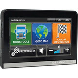 Rand McNally IntelliRoute TND 510 Automobile Portable GPS Navigator TND-510LM