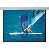 "Draper Silhouette Electric Projection Screen - 120"" - 4:3 - Wall Mount, Ceiling Mount 108223L"