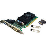 PNY Commercial GeForce GT 520 Graphic Card - 810 MHz Core - 1 GB DDR3 SDRAM - PCI Express 2.0 x16 - Low-profile VCGGT5201XPB-CG