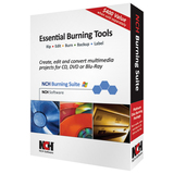 NCH Software Essential Burning Tools - RETBSW001