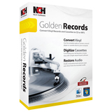 NCH Software Golden Records for PC, Mac