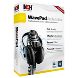 NCH Software WavePad for PC, Mac