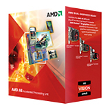 AMD A8-3870 3 GHz Processor - Socket FM1 AD3870WNGXBOX