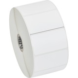 Zebra Label Paper 2.25x1.25in Direct Thermal Zebra Z-Select 4000D 10015341