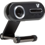 V7 CS720A0 Webcam - 1 Megapixel - 30 fps - Silver, Black - USB CS720A0-1N