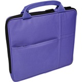 TA20PUR-1N - V7 Slim TA20PUR Carrying Case (Attach) for iPad - Purple