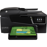 HP Officejet 6600 H711A Inkjet Multifunction Printer - Color - Photo Print - Desktop CZ155A#B1H
