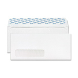 Quality Park Grip-Seal Single Window Envelope - CO144