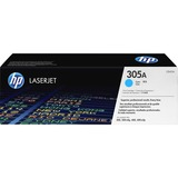 HP 305A (CE411A) Cyan Original LaserJet Toner Cartridge CE411A