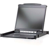 Aten CL6700N Rackmount LCD with KVM CL6700N