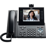 Cisco Unified 9971 IP Phone - Wireless - Desktop - Charcoal