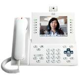 Cisco Unified 9971 IP Phone - Wireless - Desktop - Arctic White