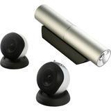 Edifier Aurora MP300 PLUS 2.1 Speaker System - 22 W RMS - Silver MP300 PLUS - SILVER