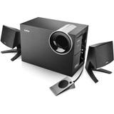 Edifier M Series M1380 2.1 Speaker System - 28 W RMS - Black M1380