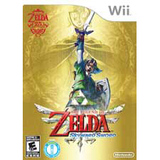 Nintendo The Legend of Zelda: Skyward Sword RVLPSOUE