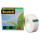 Scotch Magic Eco-Friendly Transparent Tape 812-2P-C