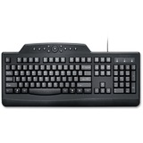 Kensington Pro Fit Wired Media Keyboard