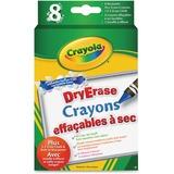 Crayola Dry-Erase Asorted Crayon