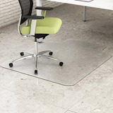Deflect-o EnvironMat Chair Mat with Lip CM2G112PET