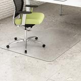 Deflect-o EnvironMat Chair Mat with Lip CM2G112PET