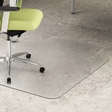 Deflect-o EnvironMat Chair Mat with Lip CM2G232PET