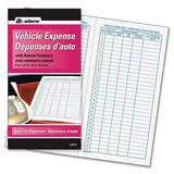 Adams Vehicle Expense Journal AFR11B