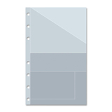 Blueline MiracleBind Notebook Storage Pocket AFS11003R