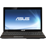 "Asus X53U-RS21-CA 15.6"" LED Notebook - AMD E-Series 1.65 GHz - Mocha X53U-RS21-CA"