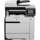 HP LaserJet Pro 300 M375NW Laser Multifunction Printer - Color - Plain Paper Print - Desktop CE903A#BGJ