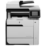 HP LaserJet Pro 400 M475DN Laser Multifunction Printer - Color - Plain Paper Print - Desktop CE863A#BGJ