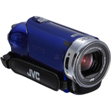 "JVC Everio GZ-E200 Digital Camcorder - 3"" - Touchscreen LCD - CMOS - F - GZE200AUS"