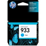 HP 933 Ink Cartridge - Cyan CN058AC#140