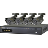 Q-see QT474-411-5 Video Surveillance System - QT4744115