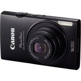Canon PowerShot 110 HS 16.1 Megapixel Compact Camera - Black