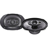 Clarion Quality SRQ6933R Speaker - 80 W RMS - 3-way - SRQ6933R
