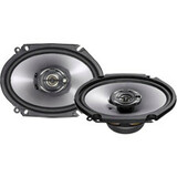 Clarion Good SRG6832C Speaker - 45 W RMS - 3-way - SRG6832C