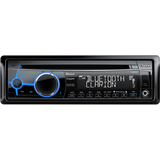Clarion CZ302 Car CD/MP3 Player - 76 W RMS - iPod/iPhone Compatible - - CZ302